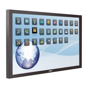 """Noleggio Monitor Professionale 42"""" LCD Touchscreen"""
