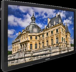 "Noleggio Monitor Professionale 46"" LCD Full HD"